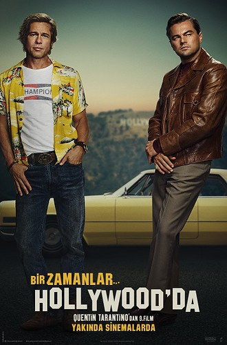 Bir Zamanlar Hollywood'da - Once Upon a Time in Hollywood