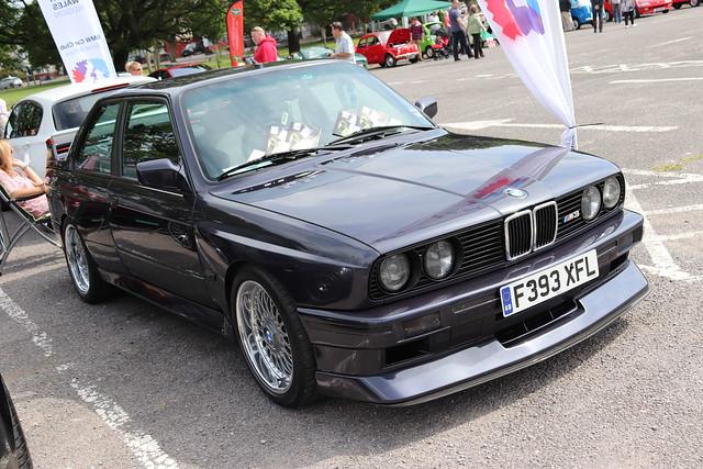 BMW M3 Evolution II F393XFL