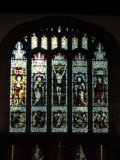 East Window, Castle Donington