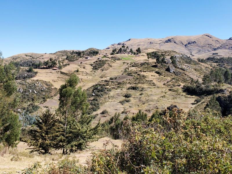 Cusco scenery