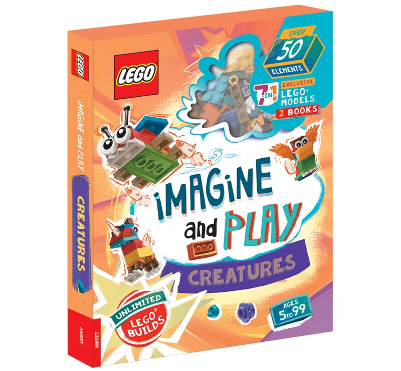 LEGO Imagine & Play Books