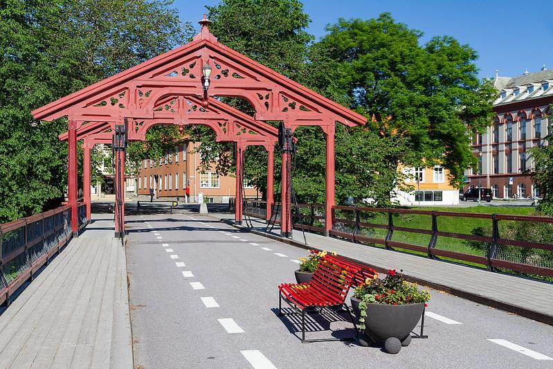 Alte Brücke-Trondheim