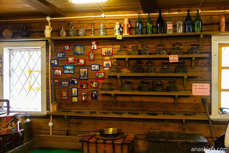 Музей утюга, Переславль-Залесский