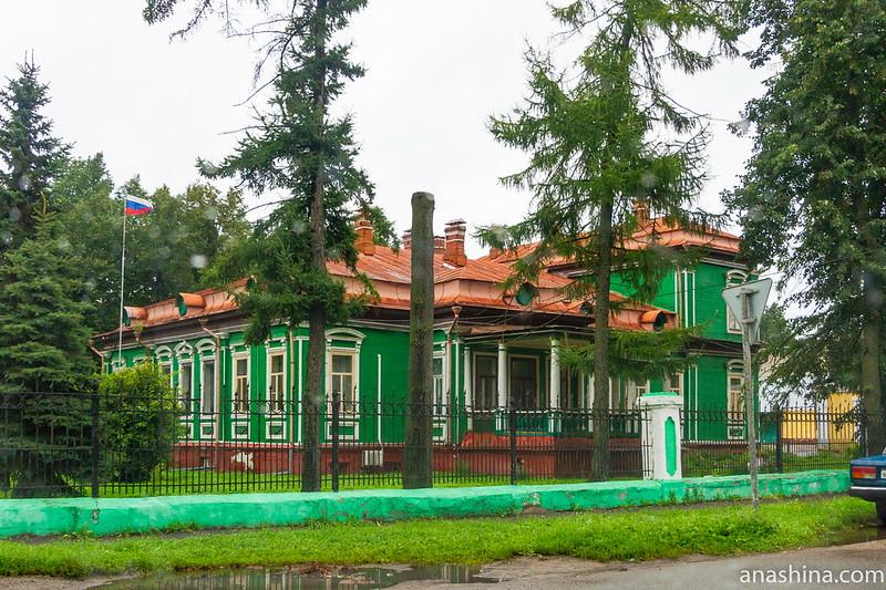 Усадьба Павловых, Переславль-Залесский