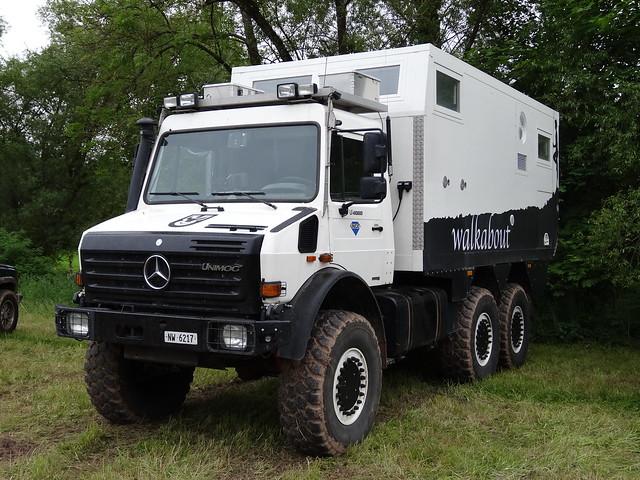 Unimog 437 6x6 RV