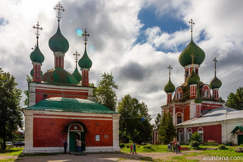 Храм Александра Невского и Владимирский собор, Переславль-Залесский