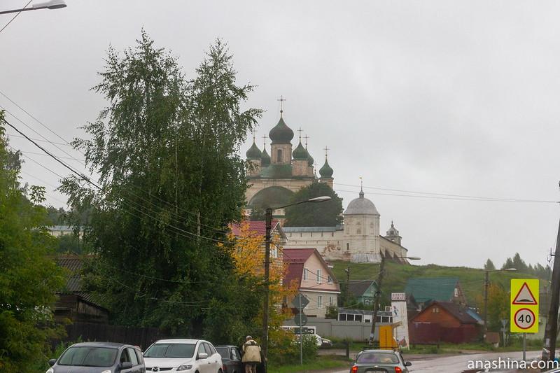 Успенский Горицкий монастырь, Переславль-Залесский