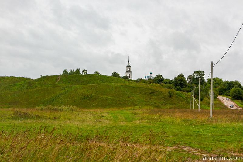 Городище Клещин, Переславль-Залесский