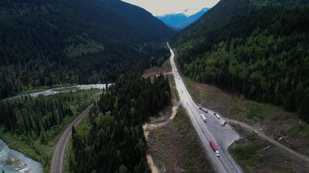 Trans-Canada Highway four-laning program | BC Gov News