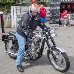 Ace Cafe Sunday BSA Goldstar 500cc 1953 001