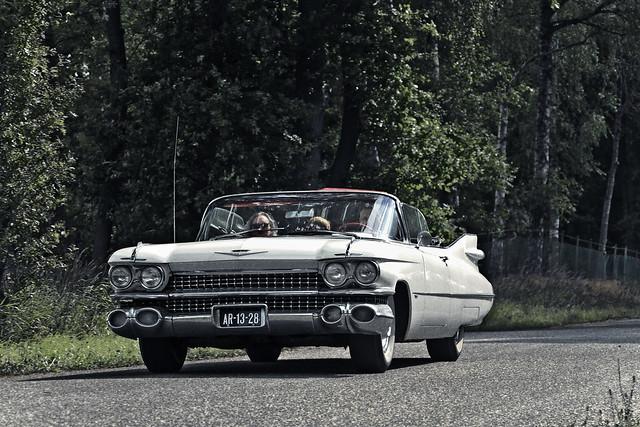 Cadillac Convertible 1959 (9128)