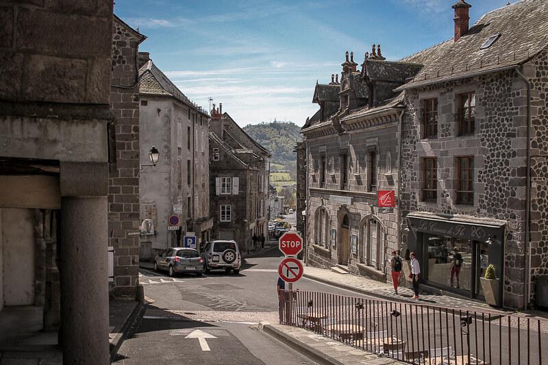 Ruta por Cantal