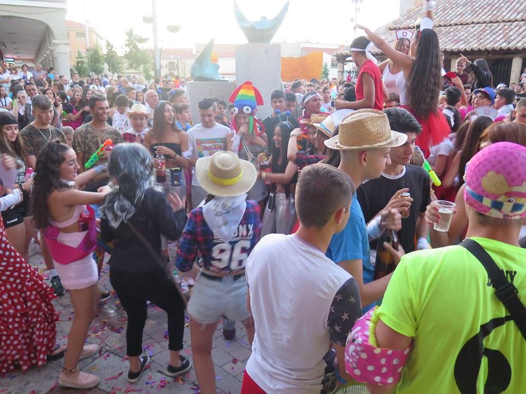 Carbajosa fiestas de San Roquel  (41)