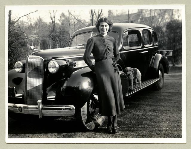1937 Cadillac Series 60 Sedan