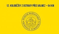 12. Koloběžky z Ostravy přes Valmez – 64 km