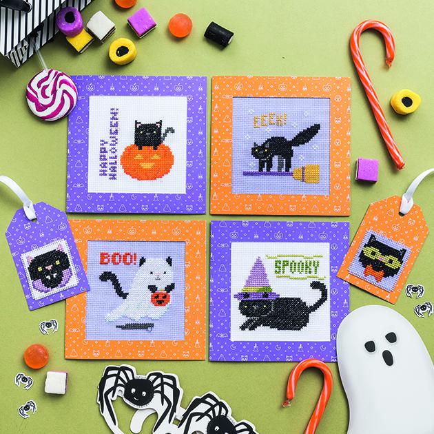Designs for Cross Stitch Crazy Magazine