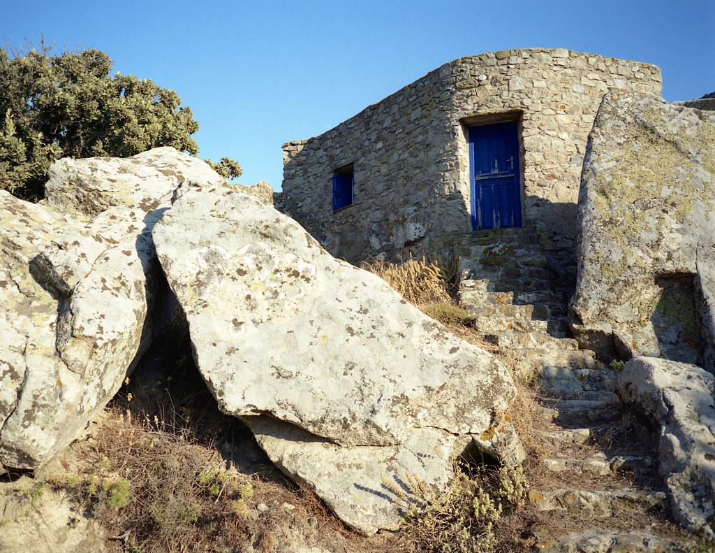 Plebania wśród skał / Parsonage on the rocks