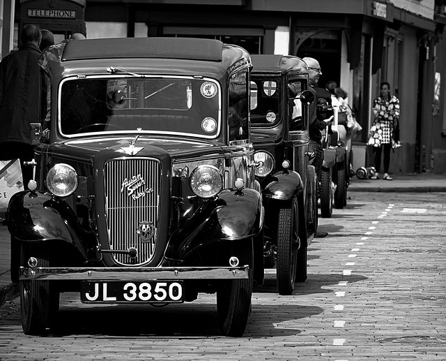 Lincoln 1940s Weekend. Aug 2019. Vintage Vehicles