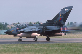 ZA563:TC GR.1 15 Res Sqn RAF Honington July 1993.1993-105 | by Michael.T.Fisher