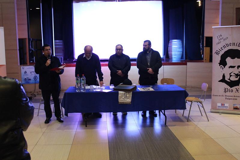 Reunión de Ex Alumnos Salesianos