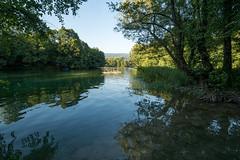 Cold river Una