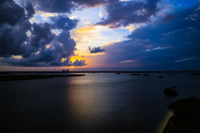 Sunrise Over Estero Bay (YDG_9043)