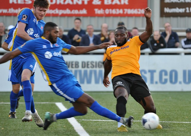 NLS: Maidstone United 0-0 Eastbourne Borough