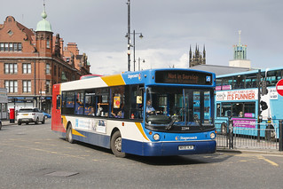 Stagecoach North East 22344 NK55AJV