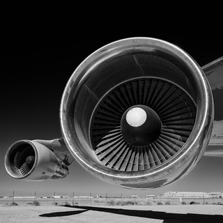 jet engines. palmdale, ca. 2014.