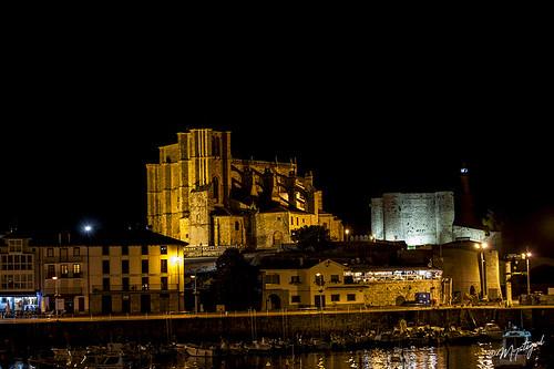 Castro-Urdiales, Cantabria, Spain