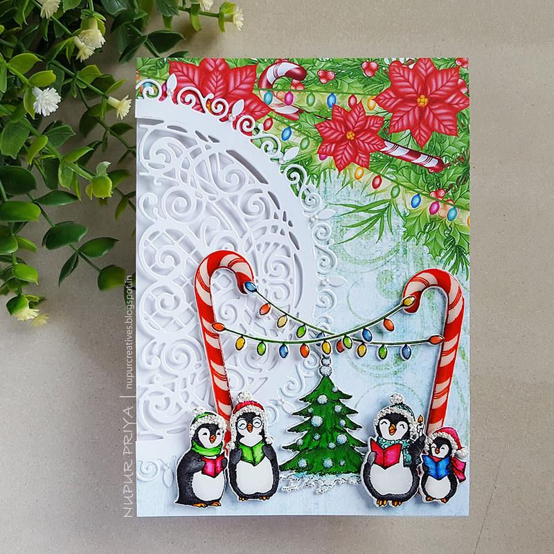 Christmas Carol with Penguins_Nupur Priya_1