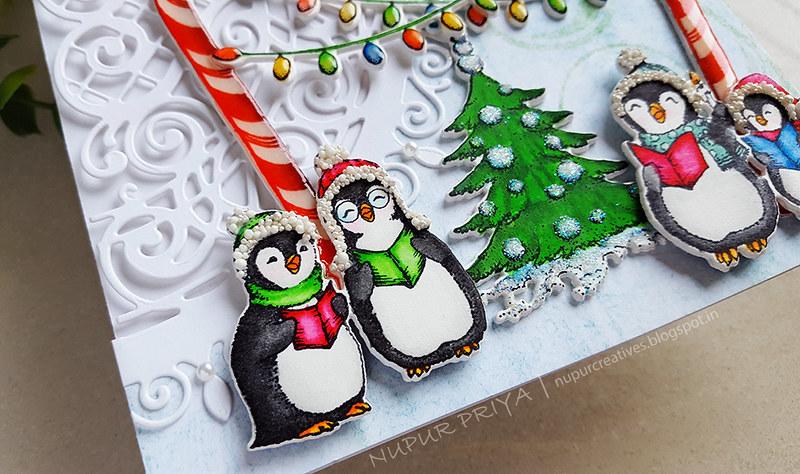 Christmas Carol with Penguins_Nupur Priya_4