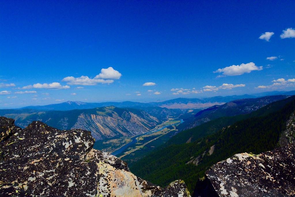 From Eddy Peak