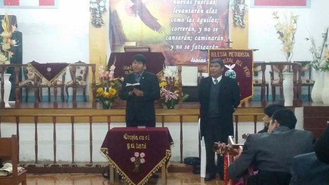 Encuentro de Jóvenes de Perú y Chile