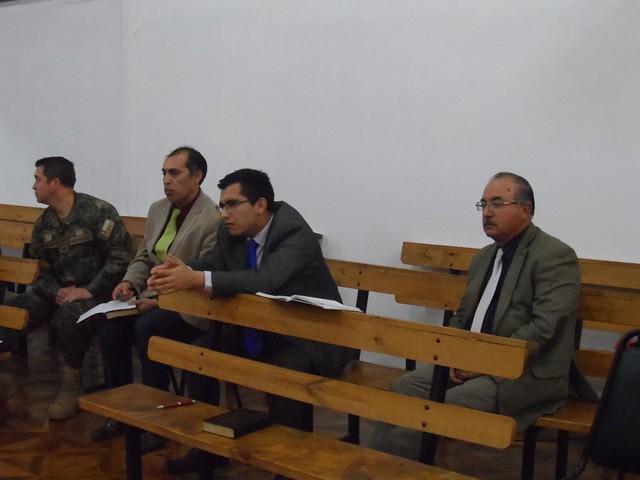 Primera reunión UNIPECH Provincia de San Antonio