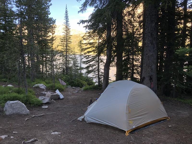 Toxaway Campsite