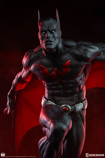 Sideshow Collectibles Premium Format Figure 系列 DC Comics【未來蝙蝠俠】Batman Beyond 1/4 比例全身雕像 普通版/EX版