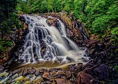 Chute du Diable - Parc national du Mont-Tremblant