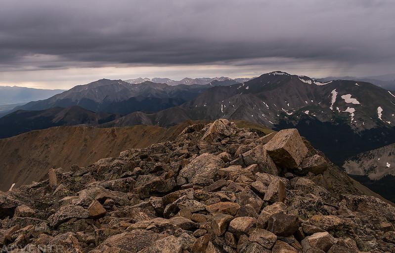 Mount Columbia Summit