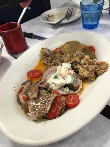 El Gauchito-Queens Dinner Club-Beef tongue Pig feet terrine Eggplant Matambre-20190813-1175