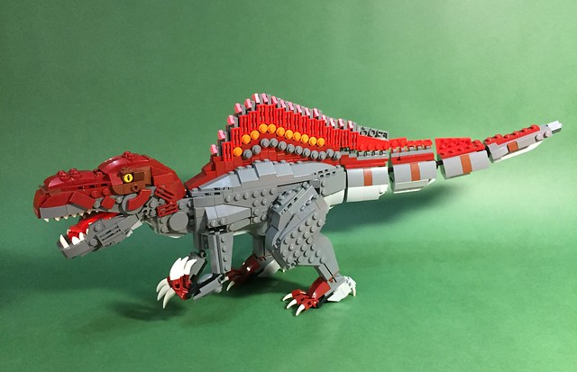 Spino-Tyraptor