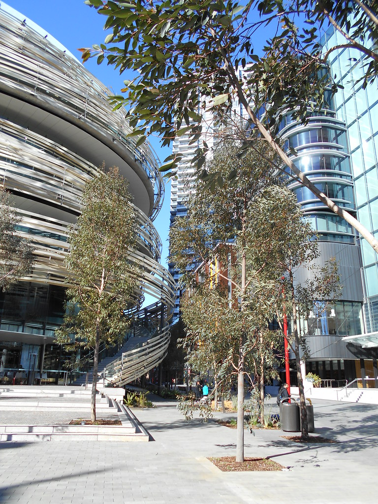 Apartment and Commercial building projects near complete -2019 Haymarket NSW