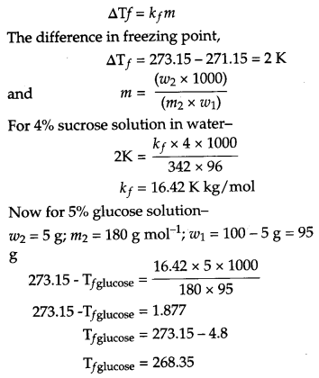 CBSE Previous Year Question Papers Class 12 Chemistry 2019 Delhi Set I Q16