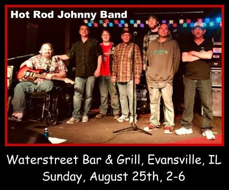 Hot Rod Johnny 8-25-19