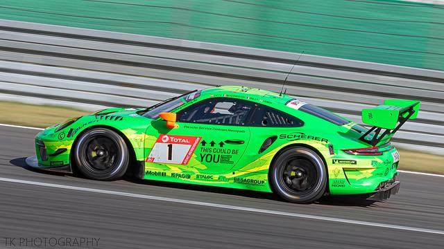 Manthey Racing Porsche 911 GT3R