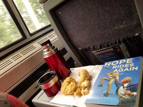 Train Teatime