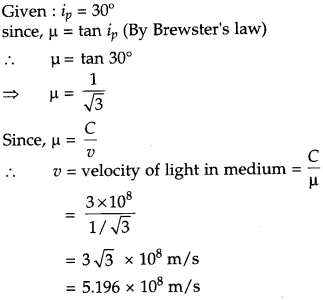 CBSE Previous Year Question Papers Class 12 Physics 2019 Delhi 105