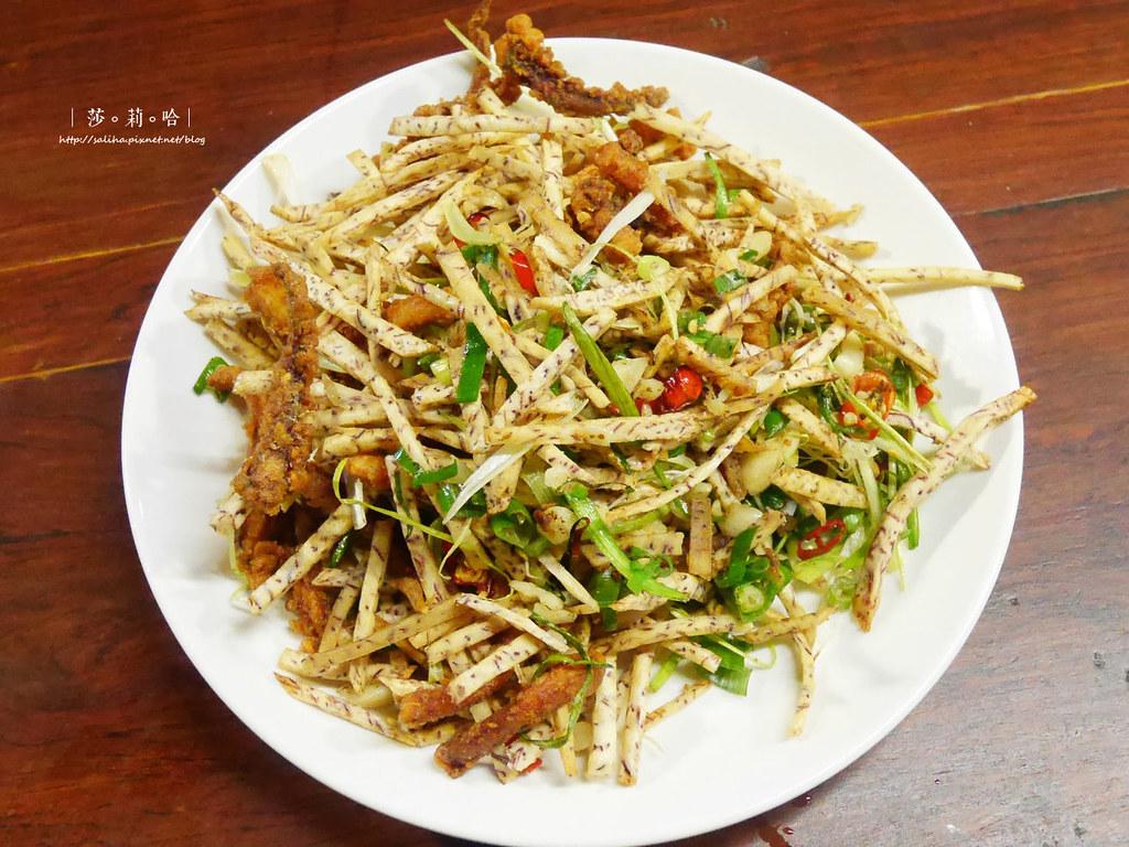台北公館站台大好吃熱炒庭園餐廳推薦享你好酒不見 (2)