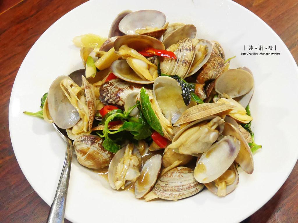 台北公館好吃百元熱炒庭園餐廳推薦享你好酒不見 (3)