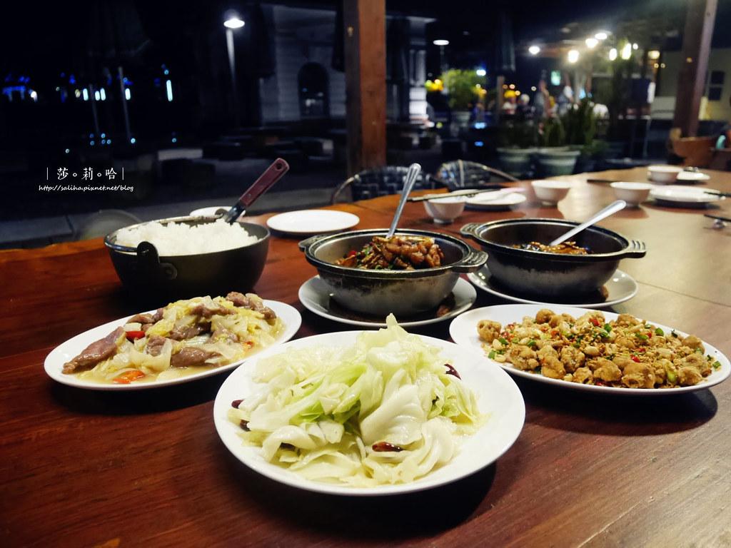 台北公館台大附近好吃熱炒庭園餐廳推薦享你好酒不見  (1)